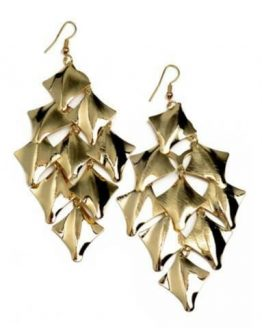 gold-link-drop-earrings